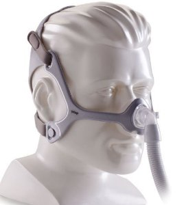 Máscara Nasal Wisp Tecido ( Philips Respironics)