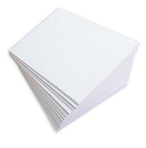 Papel Braille A4 Folha Solta Avulsa Sulfite 120g 100 Unid