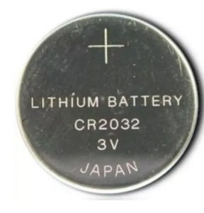 Bateria Litio  3v  CR2032