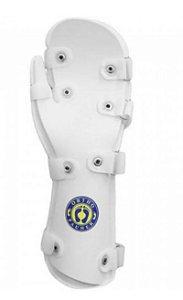 Tala Ortopédica de PVC para Punho, Mãos e Dedo - ESQUERDO - Único