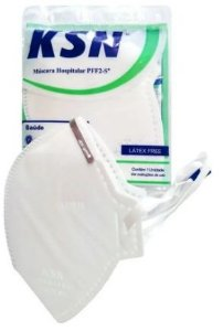 MASCARA KSN  P/TUBER N95 (PFF2)
