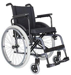 Cadeira de Rodas MA3F L50XP45XA45 - Preto Semi Brilho