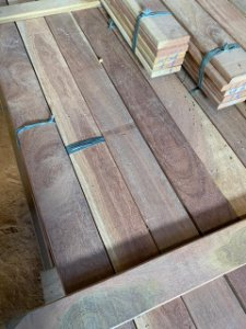 Deck Ipê Rajado 14x2cm