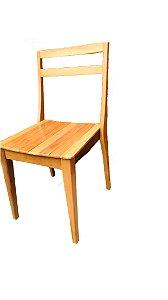 Cadeira Slim - Peroba Mica
