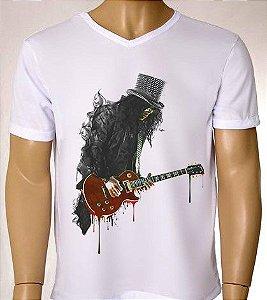 Camisetas Masculinas Slash