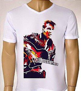 Camisetas Masculinas Elvis Presley
