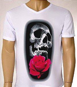 Camisetas Masculinas Skull