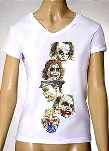Camisetas Femininas Coringa