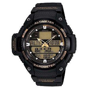 Relógio Casio Outgear Unissex - SGW-400H-1B2VDR