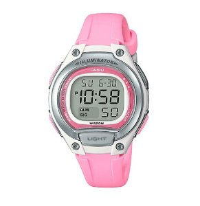 Relógio Casio Standard Feminino - LW-203-4AVDF
