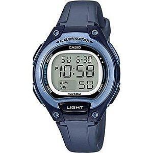 Relógio Casio Standard Masculino - LW-203-2AVDF