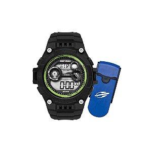 Kit Relógio Mormaii Masculino - MO9000C/K8V