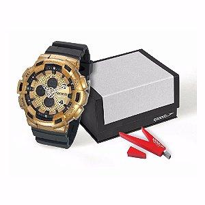 Kit Relógio Speedo Masculino - 65075G0EVNP6K1