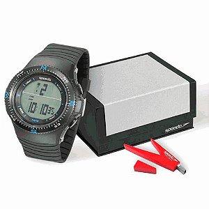 Kit Relógio Speedo Masculino - 81087G0EGNP3K2