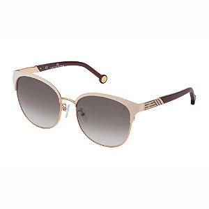 Óculos de Sol Carolina Herrera Feminino - SHE119 5602AM