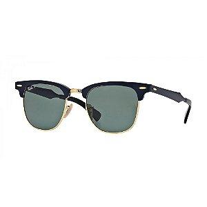Óculos de Sol Ray-Ban Clubmaster Unissex - RB3507 136/N5