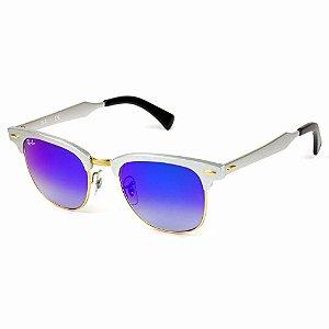 Óculos de Sol Ray-Ban Clubmaster Unissex - RB3507 137/7Q
