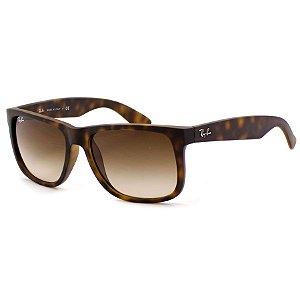 Óculos de Sol Ray-Ban Feminino - RB4165L JUSTIN 865/T5 55