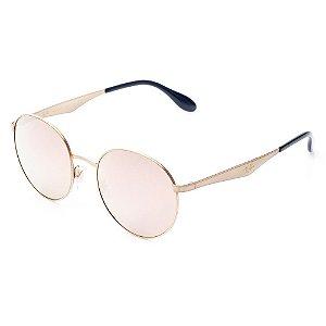 Óculos de Sol Ray-Ban Round Metal Unissex - RB3537 001/2Y