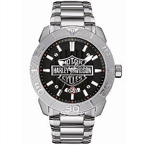 Relógio Bulova Harley Davidson Masculino - WH30546T
