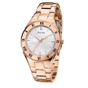 Relógio Bulova Social WB22168Z Feminino