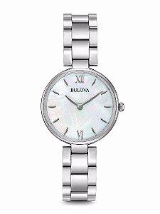 Relógio Bulova Social Feminino - WB26164Q