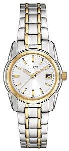 Relógio Bulova Social Feminino - WB27369S
