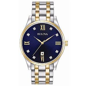 Relógio Bulova Social WB22426A Masculino