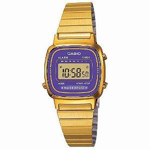 Relógio Casio Vintage LA670WGA-6DF Feminino