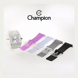 Relógio Champion Troca Pulseiras Feminino - CP28257M