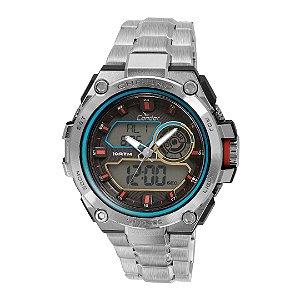 Relógio Condor Esportivo Anadigi Masculino - CO1161A/3v