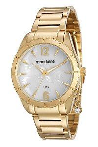 Relógio Mondaine Social Feminino - 76572LPMVDE2