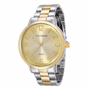 Relógio Mondaine Social Feminino - 76574LPMVBE2