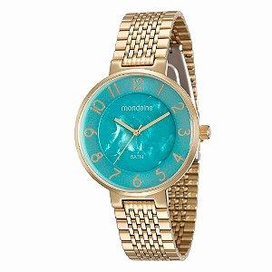 Relógio Mondaine Social 94921LPMVDE2 Feminino