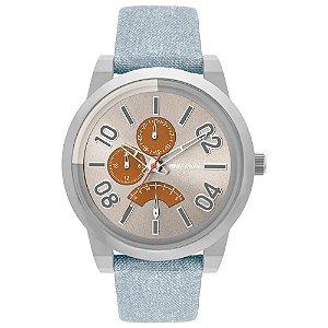 Relógio Mormaii On The Road Urban Masculino - MOJR10AC/2L