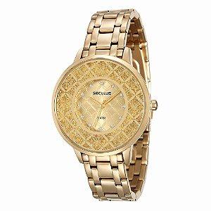 Relógio Seculus Feminino - 13010LPSVDA1