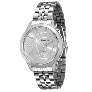Relógio Seculus Feminino - 20258L0SVNS2