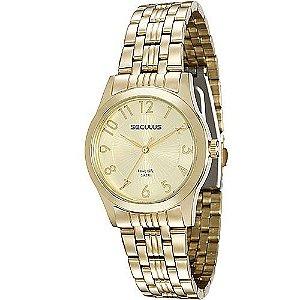 Relógio Seculus Long Life Feminino - 20399LPSVDA1