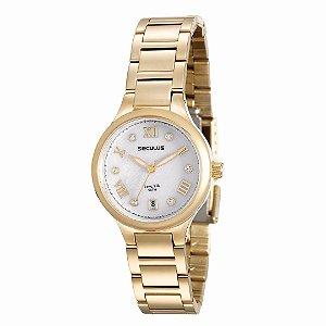 Relógio Seculus Long Life Feminino - 23550LPSVDA1