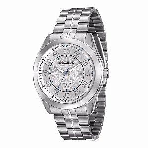 Relógio Seculus Long Life Masculino - 20337G0SVNA2