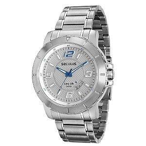 Relógio Seculus Long Life Masculino - 20385G0SVNA2