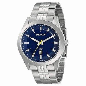 Relógio Seculus Long Life Masculino - 20408G0SVNA4