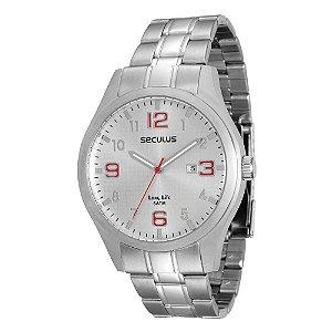 Relógio Seculus Long Life Masculino - 28753G0SVNA1