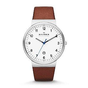 Relógio Skagen Ancher SKW6082/0BN Masculino