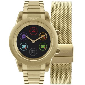 Relógio Smartwatch Technos Connect Feminino - P01AC/4P