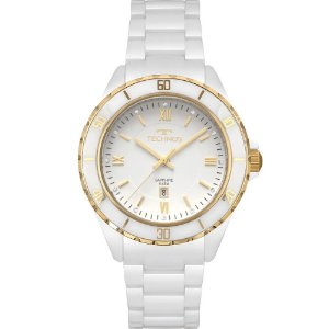 Relógio Technos Ceramic Feminino - 2015CAP/4B