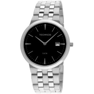 Relógio Technos Classic Slim Masculino - 1M15AM/1P