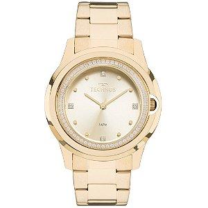 Relógio Technos Elegance Crystal 2035MLH/4X Feminino