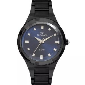 Relógio Technos Elegance Crystal 2036MJL/4A Feminino