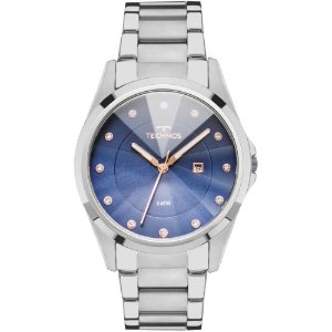 Relógio Technos Elegance Crystal Feminino - GN10AT/1A